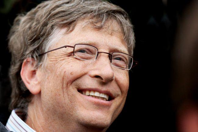 Юбиляр Билл Гейтс
