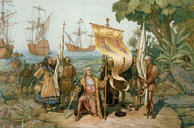 Кто и как открыл Америку?