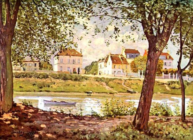 Альфред Сислей – импрессионист, мастер пейзажа