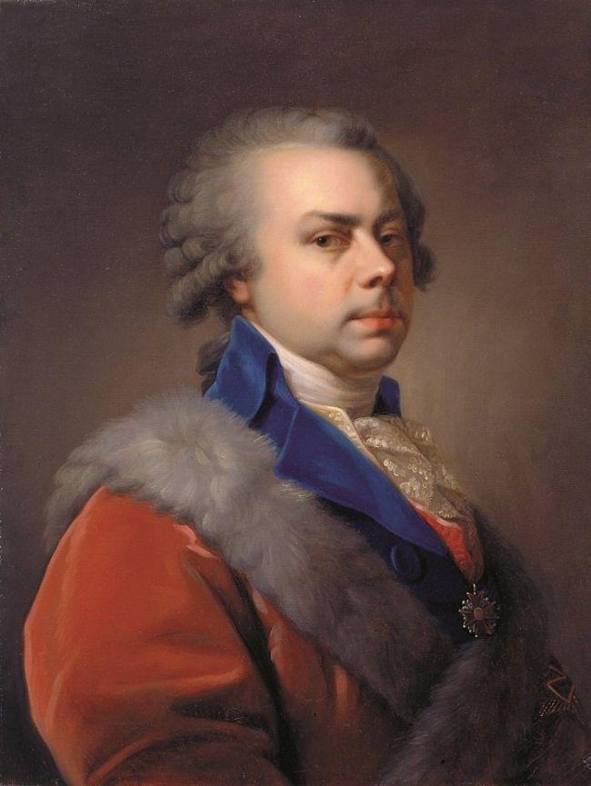 Николай Борисович Юсупов -  государственный деятель и коллекционер