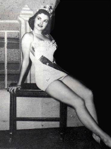 Мисс Вселенная 1953 год - эталоны красоты прошлого