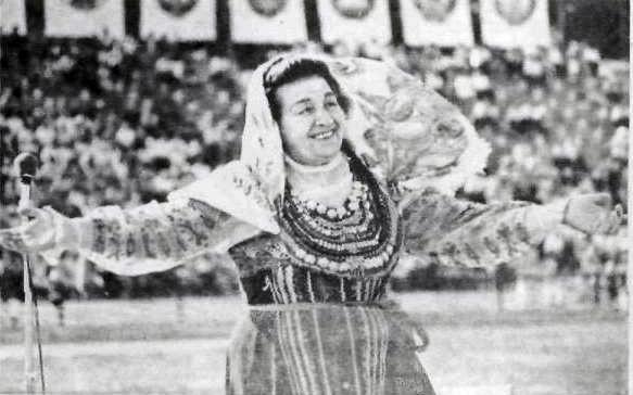 Великая певица Победы и узница ГУЛАГа - Лидия Андреевна Русланова