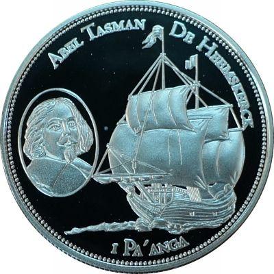 Абель Янсзон Тасман - самый известный мореход XVII века