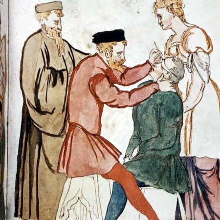Чем болели и как лечились в Средневековье?