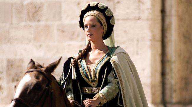 Служение прекрасной даме: любовь рыцаря