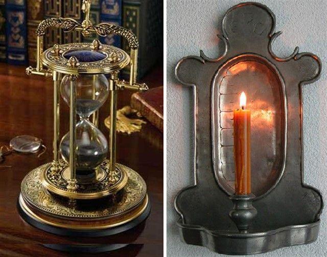 Песочные и огневые часы