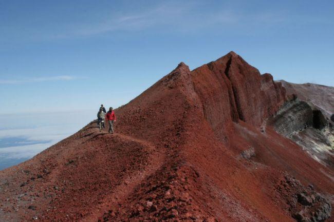 Самые известные вулканы России