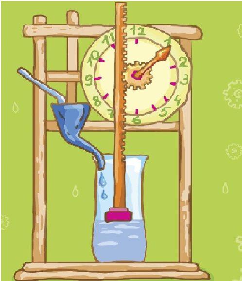 Клепсидры - водяные часы