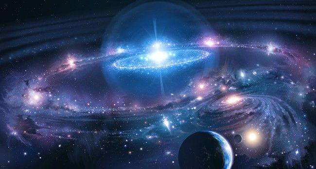 Самые большие объекты во Вселенной