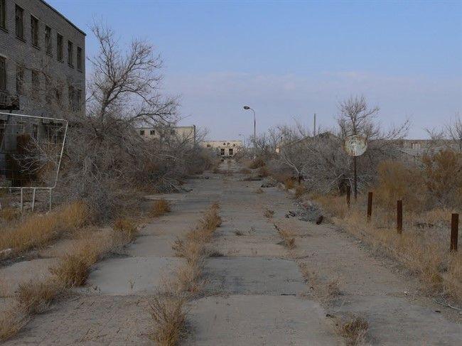 Города-призраки: Централия, Ани, Кантубек