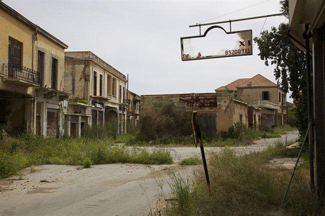 Города-призраки: Припять, Крако, Вароша