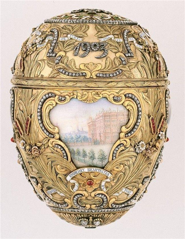 Музей Виржинии - обладатель крупнейшей коллекции пасхальных яиц фирмы Фаберже за пределами России