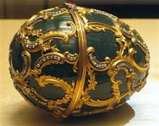 Фатальные знамения пасхального яйца «Память Азова»