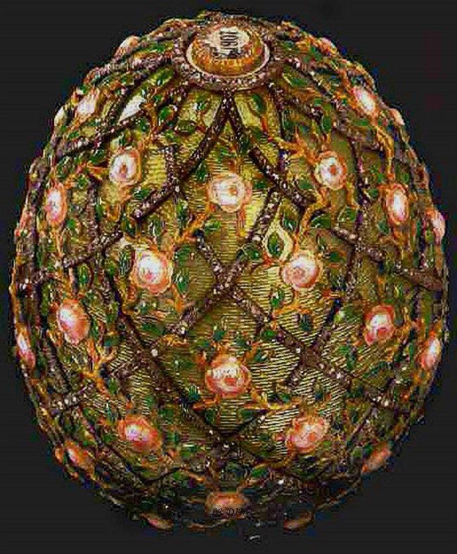 Зарубежные коллекции Фаберже (Художественный музей Волтерс, Балтимор, США)