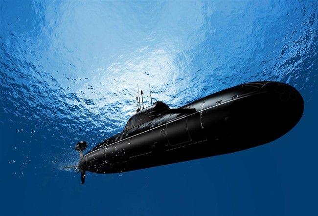Что будет, если подводная лодка начнет двигаться со скоростью, близкой к скорости света?