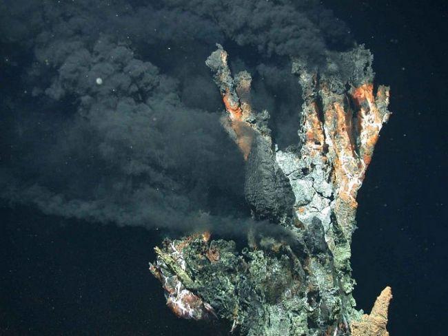 Морские вулканы – непредсказуемые тайны океанских глубин