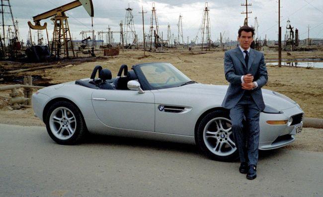 Автомобили Агента 007