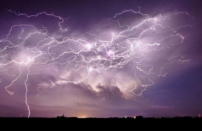 Небесное электричество - интересные факты о молниях
