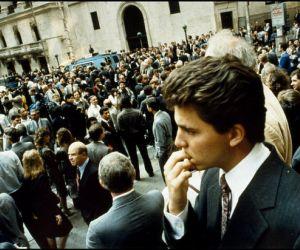 """""""Черный понедельник"""" американской биржи"""