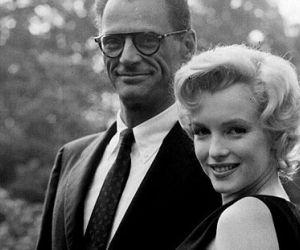 Артур Миллер, автор «Смерть коммивояжера» и муж Мерилин Монро?