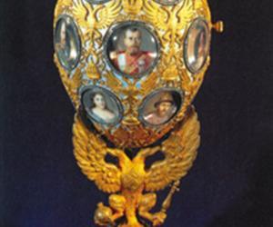 Пасхальное яйцо «Трехсотлетие Дома Романовых»